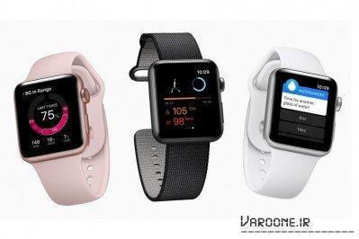 ,خرید ساعت اپل,ویژگی های ساعت اپل واتچapple watch,اپل واچ ,ساعت هوشمند,اپل واچ ای او اس 11,ساعت اپل